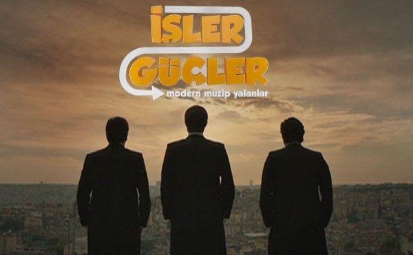 İşler Güçler ''Turkish comedy series''
