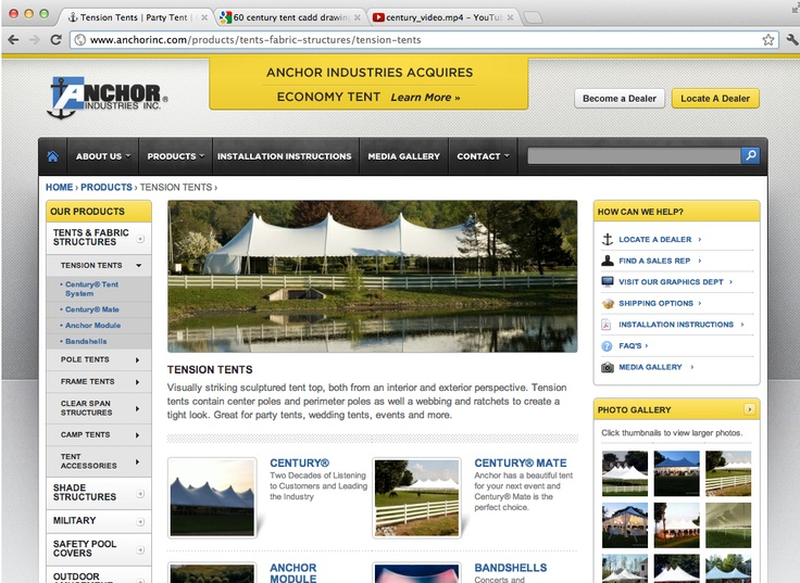 We are flattered to have photos of our work at Hershey Hotel featured on Anchor Industries website!