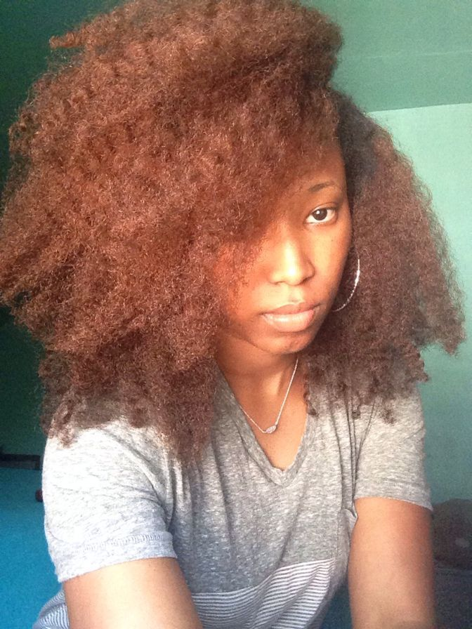 natural hair styles images big undefined fro and color http www 8940 | 4b5aad3181be3af75752f2ae6a3fe369