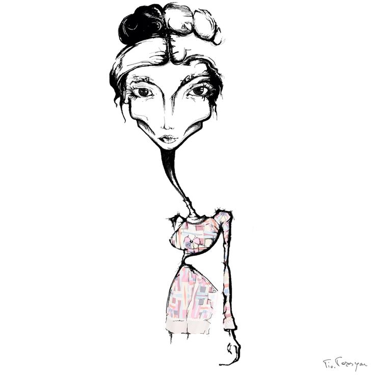 Inspired by #sashaluss #chanel2016 #illustration by #tio.torosyan