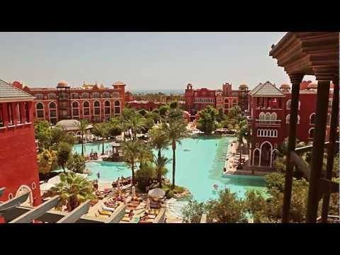 Resmålsfilm från Grand Resort, Hurghada (Egypten)
