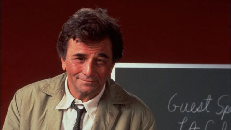 """10 episodes that show why Columbo is the most iconic TV detective of all time"" - Columbo is so great."