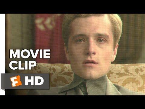 The Hunger Games: Mockingjay - Part 1 Movie CLIP #3 - Peeta Warns Katniss (2014) - Movie HD - YouTube