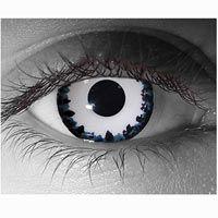 Zombified Custom Contact Lens