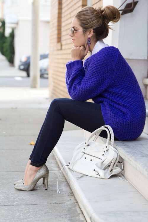 47 best Royal Blue Sweater images on Pinterest | Blue sweaters ...