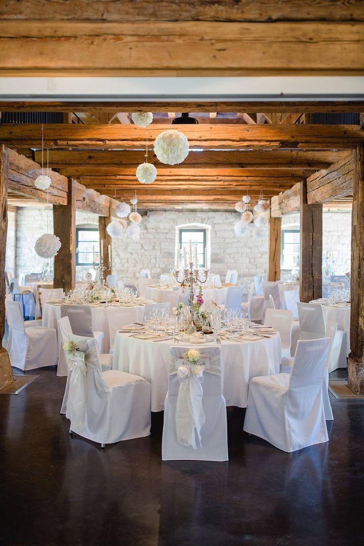 Vintage Gartenhochzeit auf dem Steinbachhof | Hochzeitsblog - The Little Wedding Corner