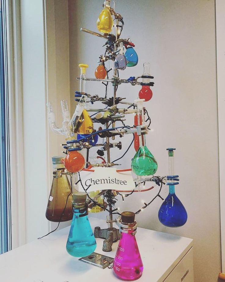 Starting 12 days of #chemistrees at the #moleculestore Want to be featured? Send us your chemistree! #chemistry #chemistree #science  #Repost @goot_gahd_yall  #Chemistree.. #BOOM
