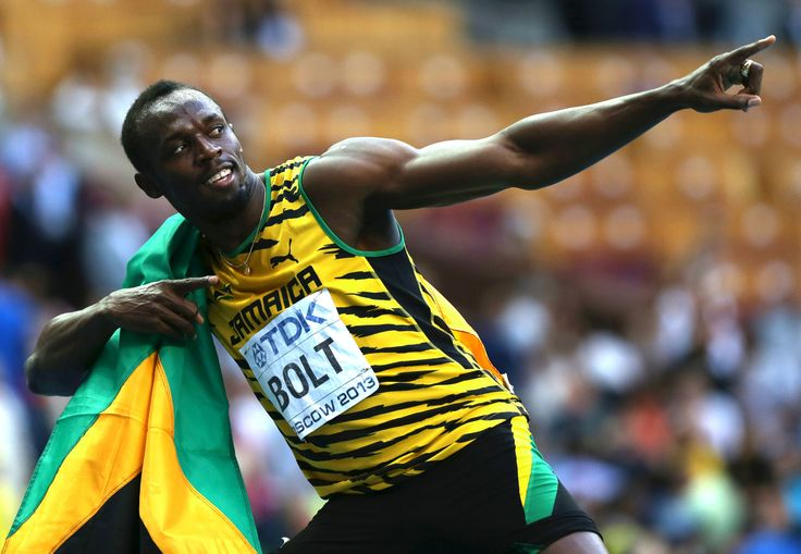 The Real-Life Diet of Usain Bolt