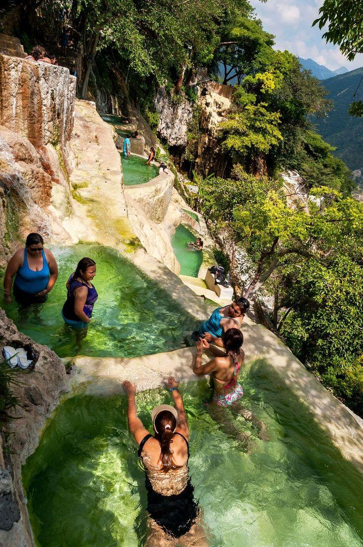 Tolantongo Hot Springs Mexico