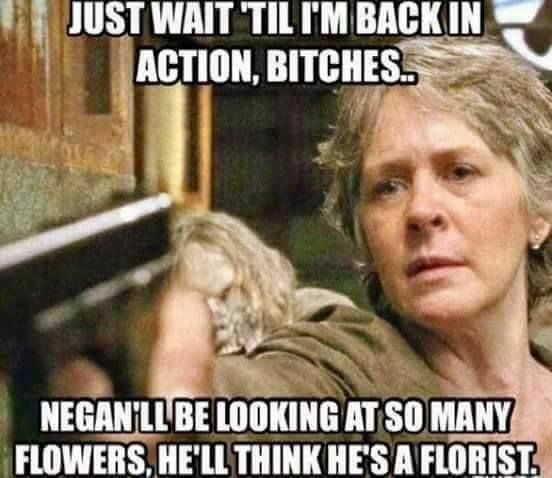 The Walking Dead - Carol Peletier (Melissa McBride) - Season 7