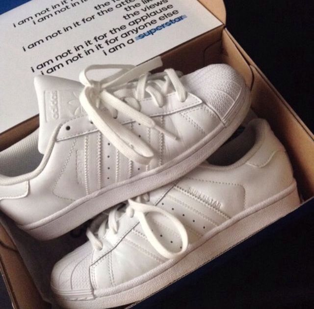 adidas superstar white tumblr