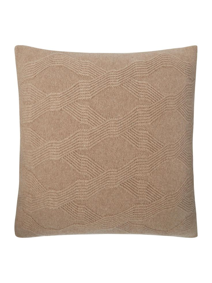 Buy your Casa Couture Verona Geometric Knit Cushion online now at House of Fraser. Why not Buy and Collect in-store?