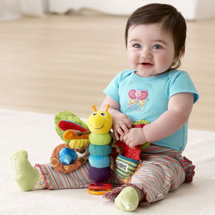 Lamaze Play & Go Freddie the Firefly - Activity Toys - Baby - Gifts & Toys