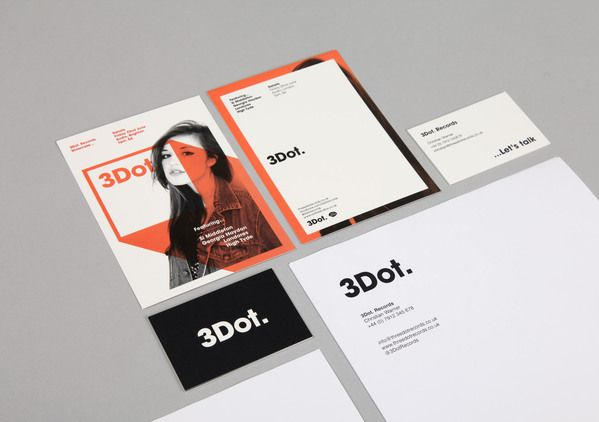 3Dot Records on the Behance Network