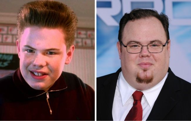 The Stars ofHome Alone25 Years Later Buzz McCallister played by Devin Ratray