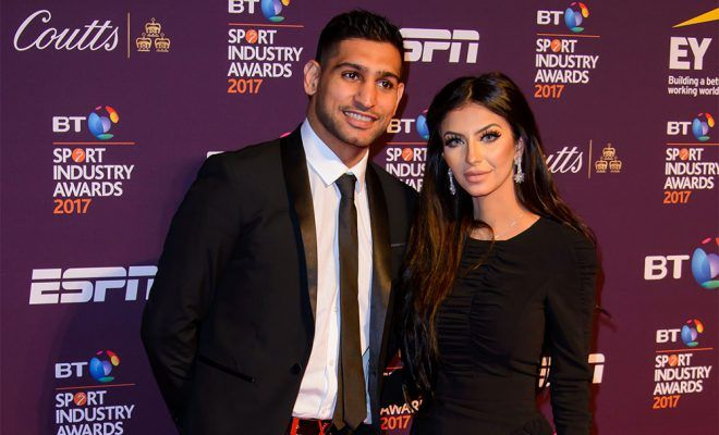 Amir Khan and Faryal Makhdoom have Twitter bust up