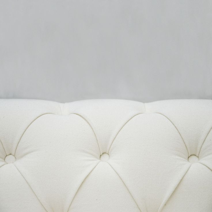 Chesterfield Collection: Linen Cotton Natural