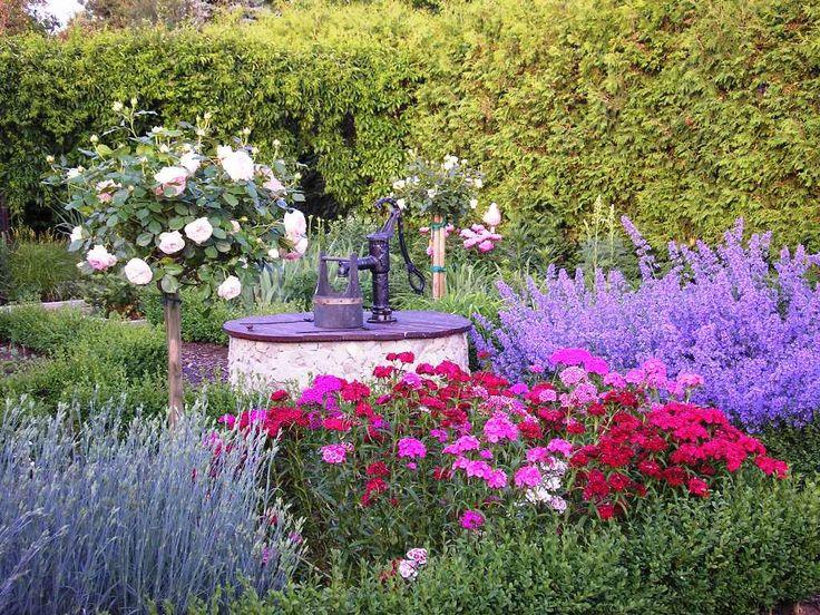 Bauerngarten google suche garten pinterest for Gartengestaltung bauerngarten bilder