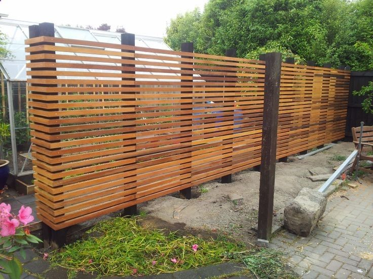 gardenfuzzgarden.com Love this diy fence - beautiful idea. - gardenfuzzgarden.com