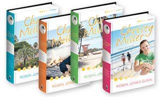 The Christy Miller Series by Robin Jones Gunn! Best Christian book series for teen girls that I have ever read! LOVE