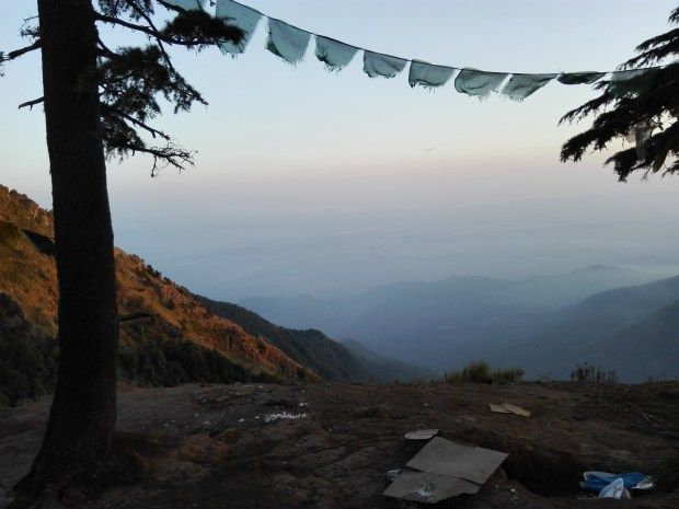 Trip to George Everest mussoorie In Uttarakhand