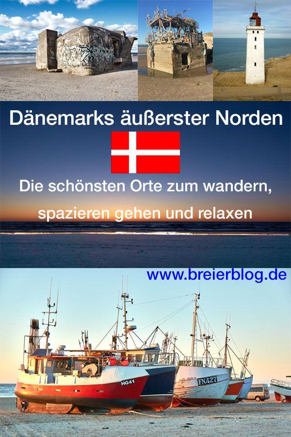 Reisen in Dänemarks Norden. Nordjütland, Ort und…