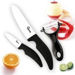 OX-925 - 3 Pcs Ceramic KNIFE SET