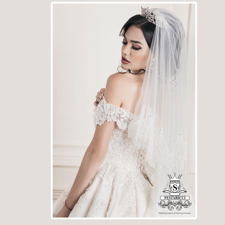 """""""Marriage is not about age; it's about finding the right person."""" -Sophia Bush #Brides #Weddings #Dubai #UAE #WeddingGowns #WeddingDresses"""
