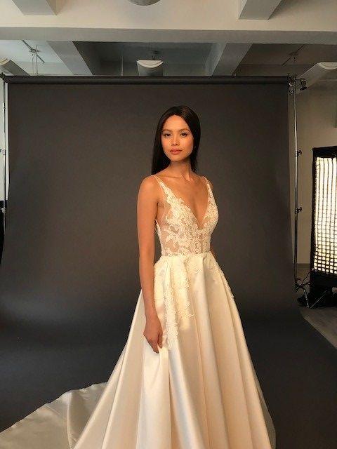 179b92a84df8 Rufina #Lazaro #bridal #Fall2018   Lazaro Bridal...behind the scenes ...