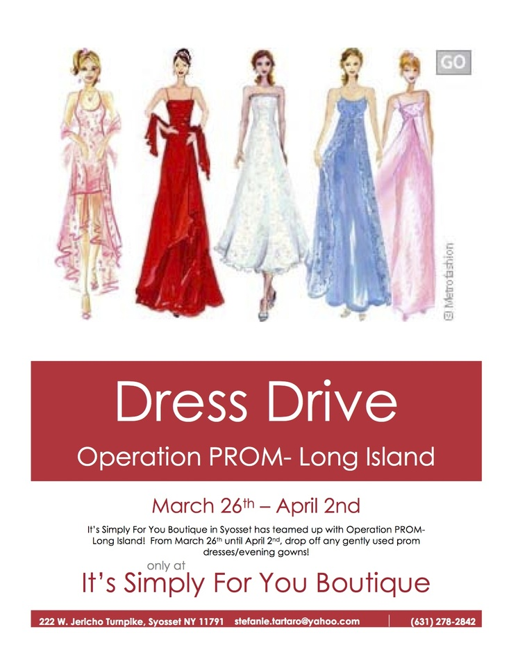 Long island prom dress donations - Dress style