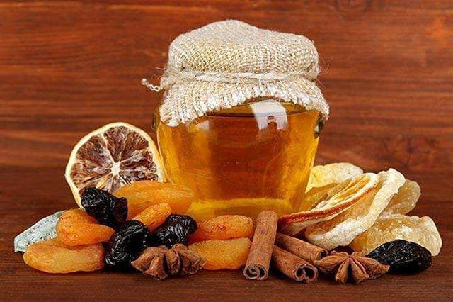 Did you catch a cold?  The combination of #cinnamon and #honey is the most savory home #remedy !
