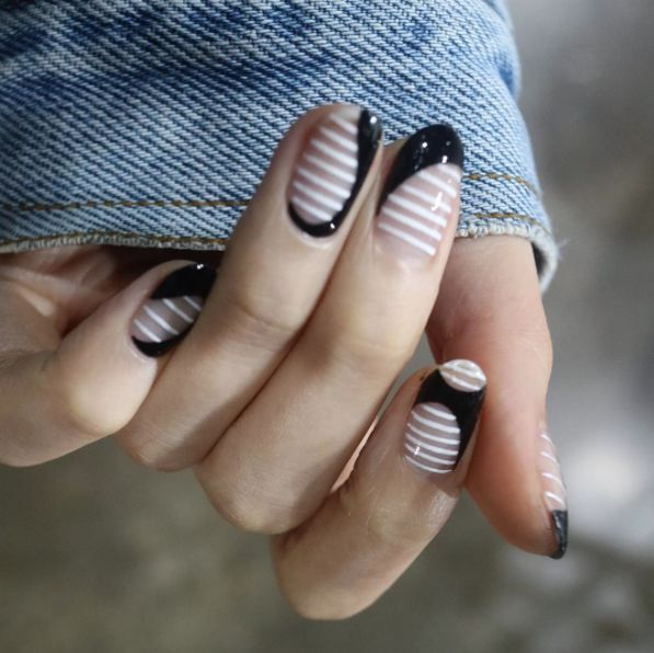 If the past year has taught us anything, it's that Korea is leading the world's coolest beauty trends—nails included. Check out these salons on Insta for major Korean nail art inspo you won't see everywhere
