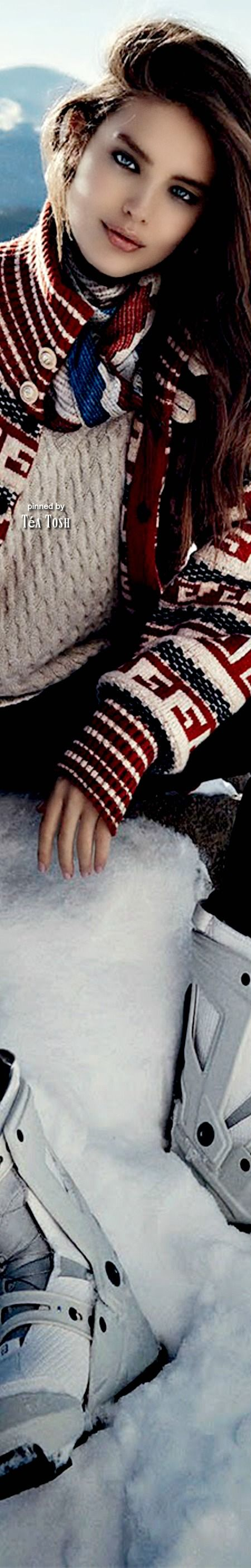 ❇Téa Tosh❇ Let it Snow: Emily Didonato by Benny Horne
