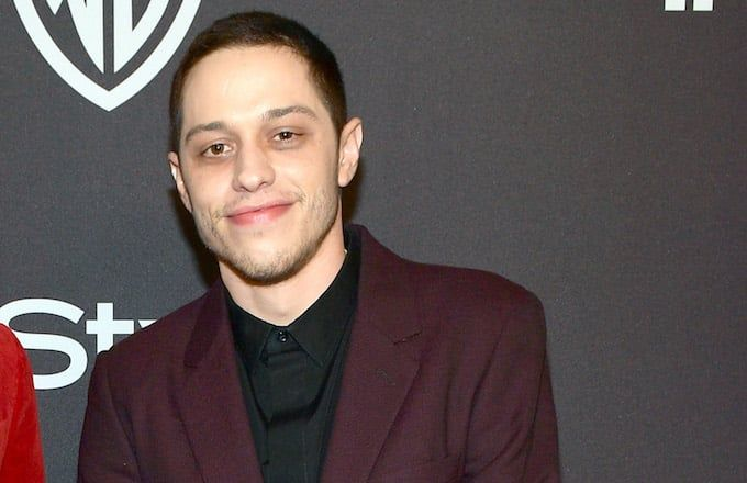 Pete Davidson On His Fiancee Ariana Grande The Paparazzi And