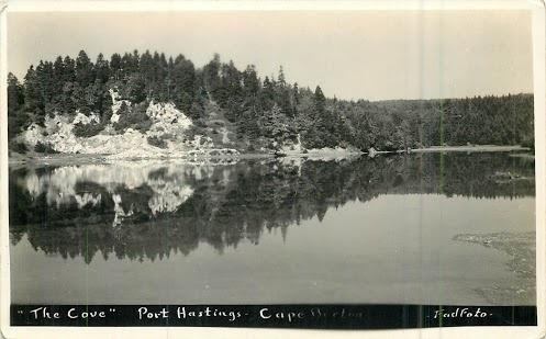 Tom MacDonald - Google+ - The Cove-Port Hastings-Cape Breton-1930…