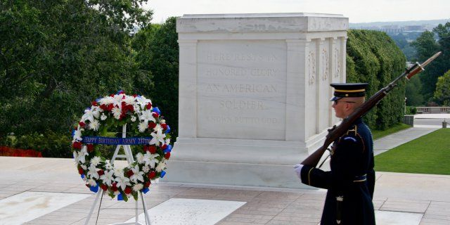 Tomb of Unknown Soldier ~ Arlington National Cemetery, Virgina