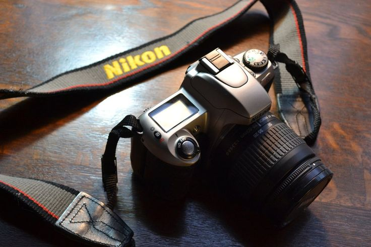 This Nikon N65 film camera would make an excellent gift for anyone looking to try out film photography!
