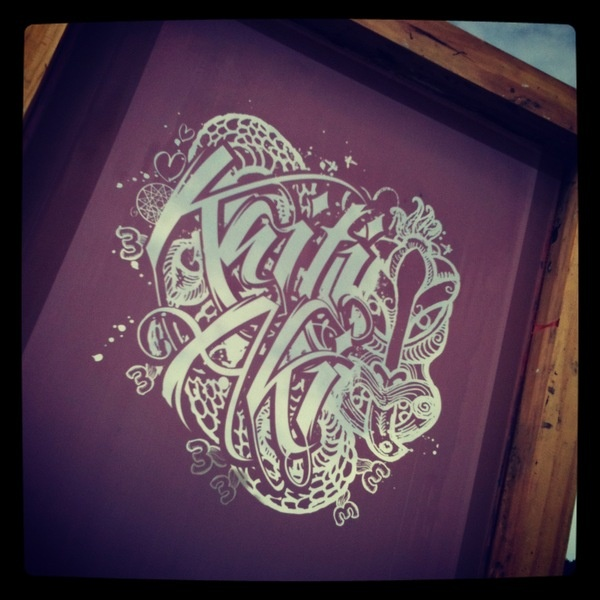 Kaiti Aki by Melanie Tahata, via Behance