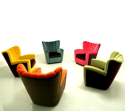 Zarina Chair Designed By Cesare Cassina.