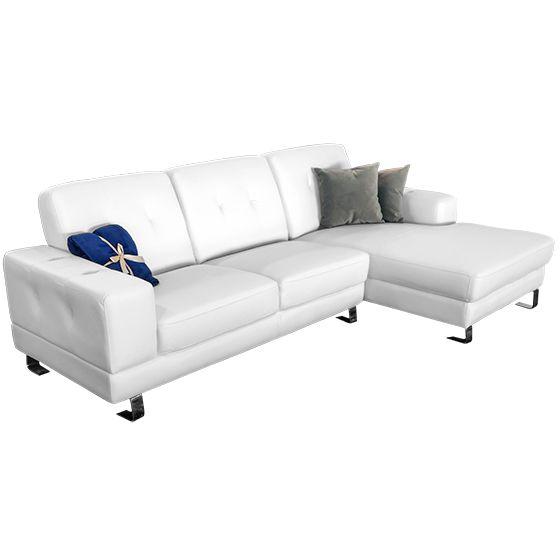 Sectionnel - VERONICA - Rodi - Laval / Longueuil - Sectionnel au style moderne et élégant. Assise basse et profonde pour un look et confort contemporain.
