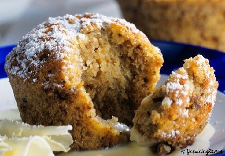 Gourmands, ces muffins au gingembre :) => http://ow.ly/vank30aAqJl