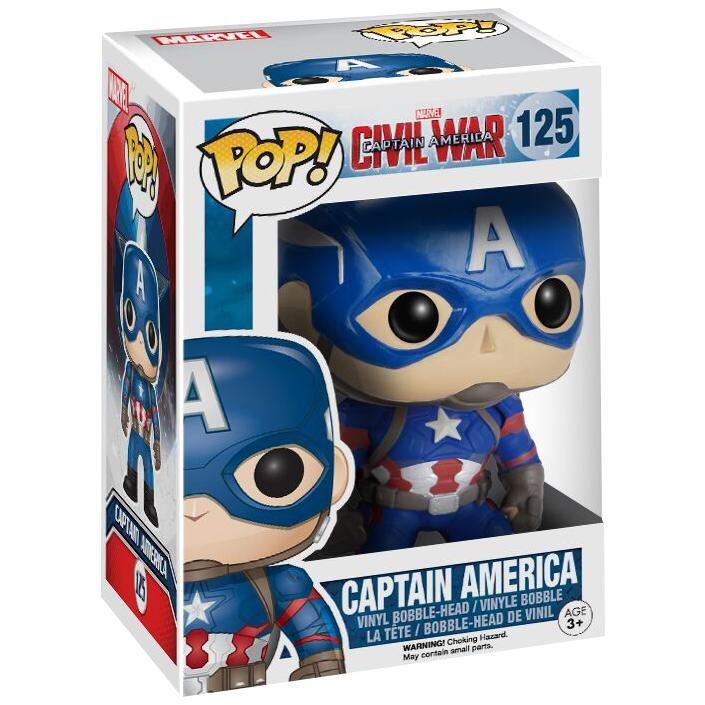 Captain America-Civil War ✔️