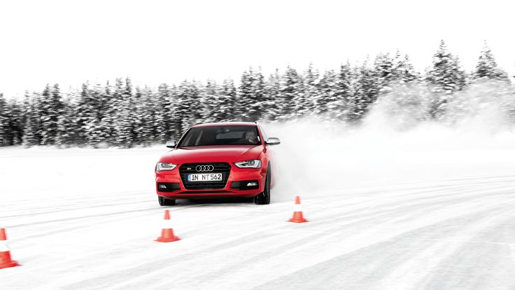 Winter driving experiences in Finland and Sweden.