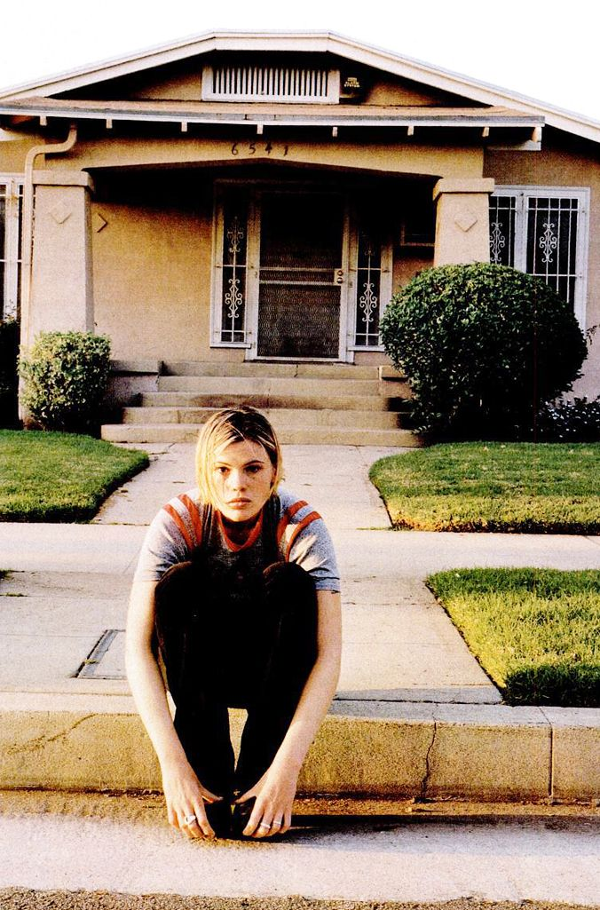 """mabellonghetti:  """"""""Clea Duvall photographed by Stefan Ruiz for Spin Magazine, 1998  """" """""""