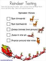 Free Santa's workshop download to practice your reindeer skills