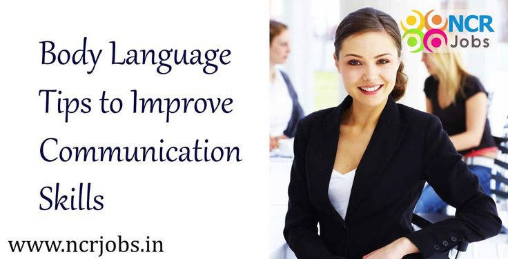 Body language is most important for any interview!! www.ncrjobs.in