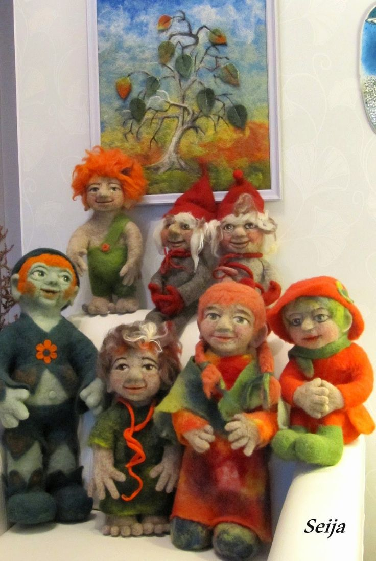 Huovutetut nuket