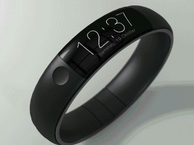 Future hand watch with many functions