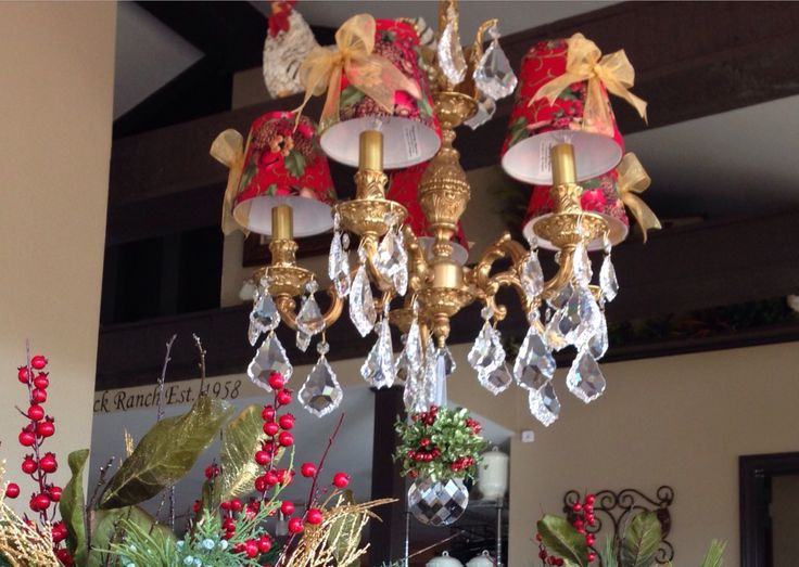 125 best suzanne browe and my shades images on pinterest christmas chandelier shades i made for a client aloadofball Image collections