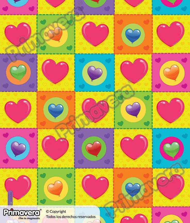 Papel Regalo Corazones 1-482-944 http://envoltura.papelesprimavera.com/product/papel-regalo-corazones-1-482-944/